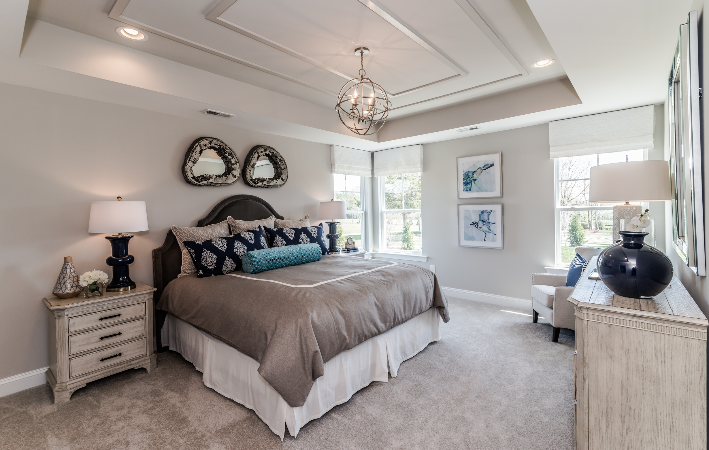 Cypress Owner's Bedroom