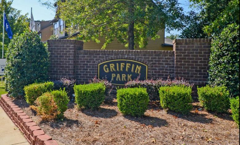 Griffin Park Monument