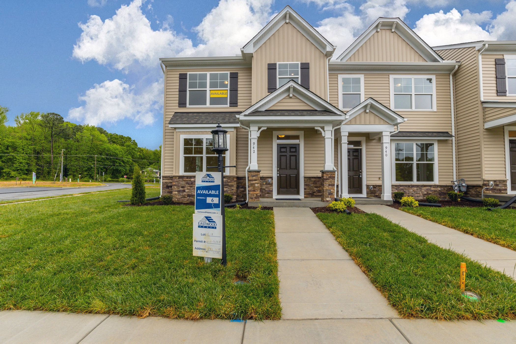 Edenton at The Glens at Scott Place Townhomes