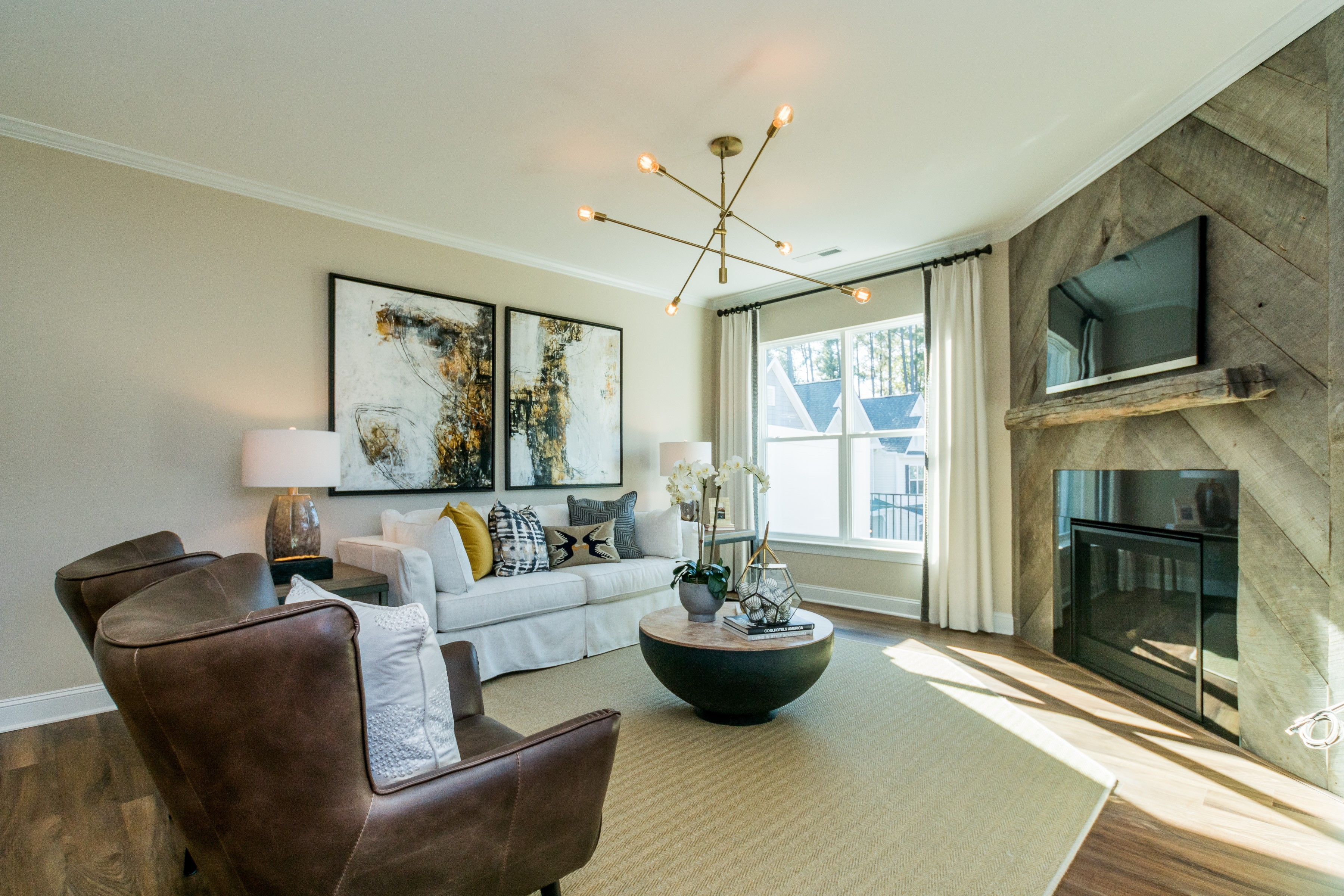Norman Family Room