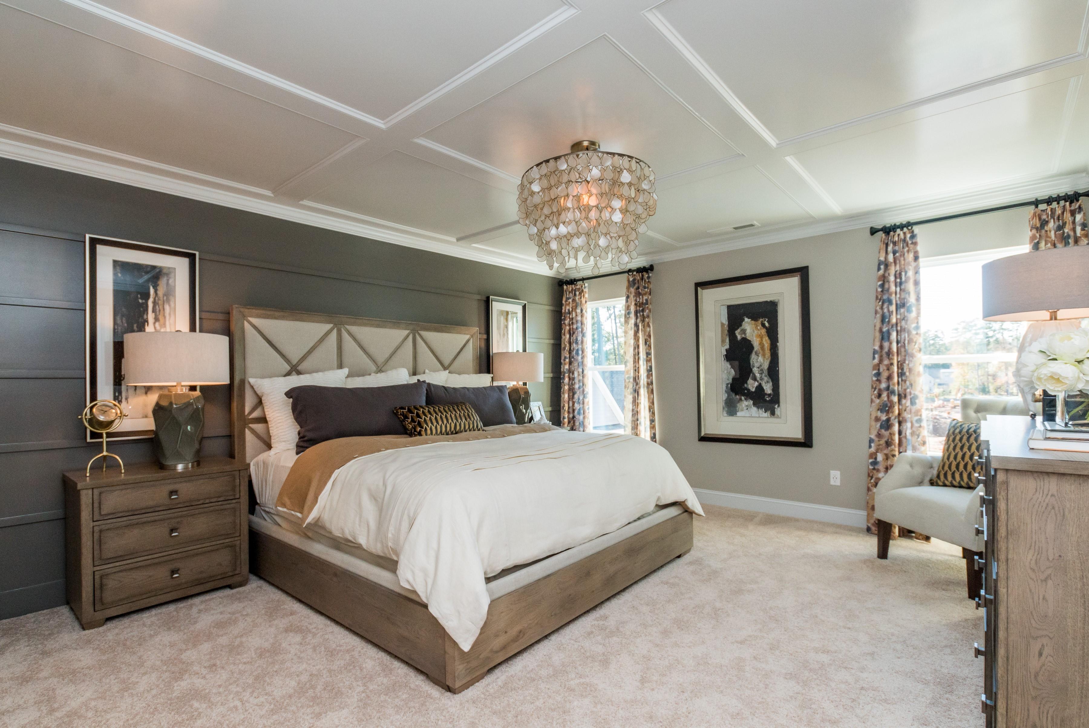 Norman Master Bedroom