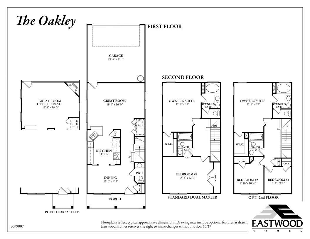 Oakley First Floor Image