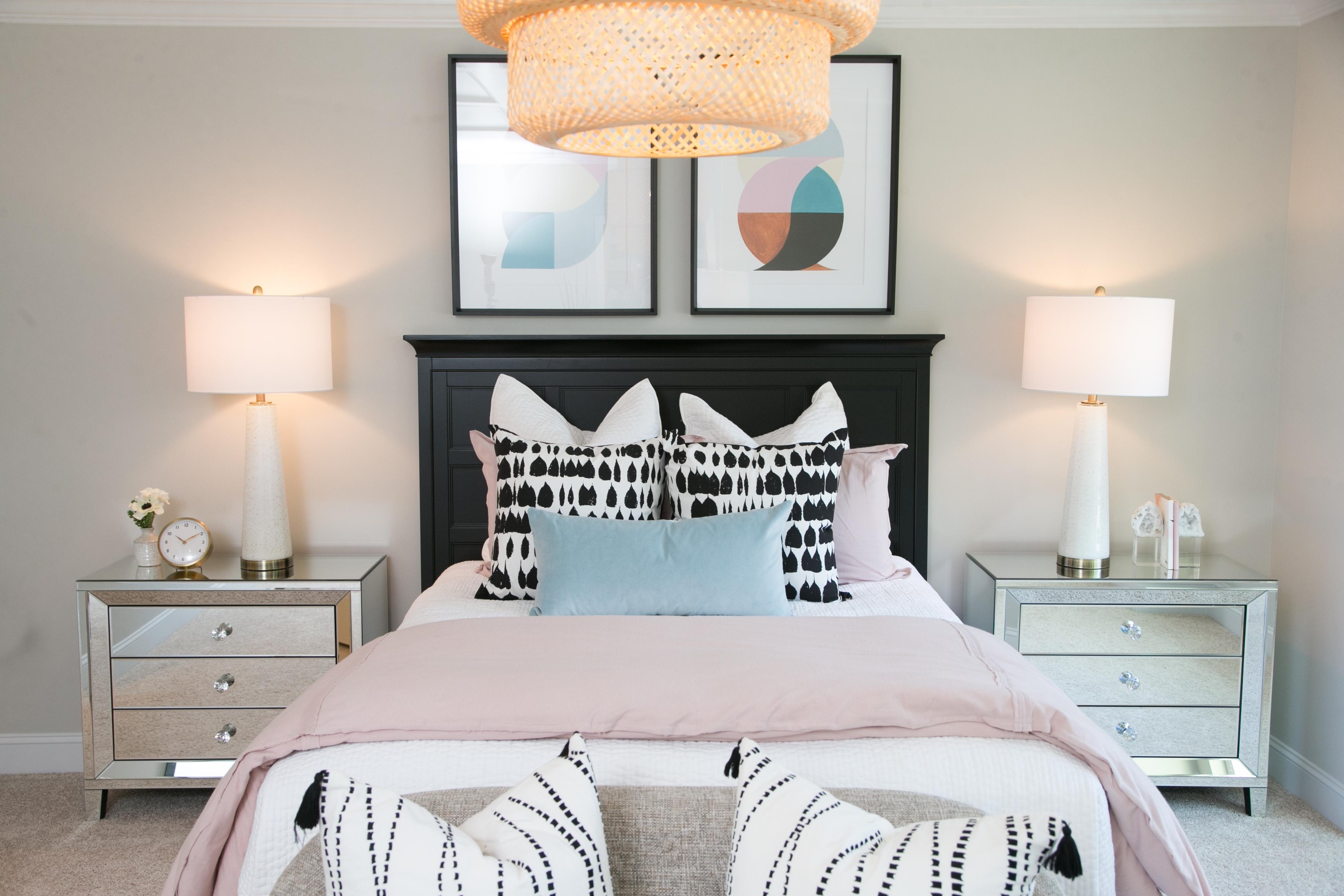 Columbia Master Bedroom