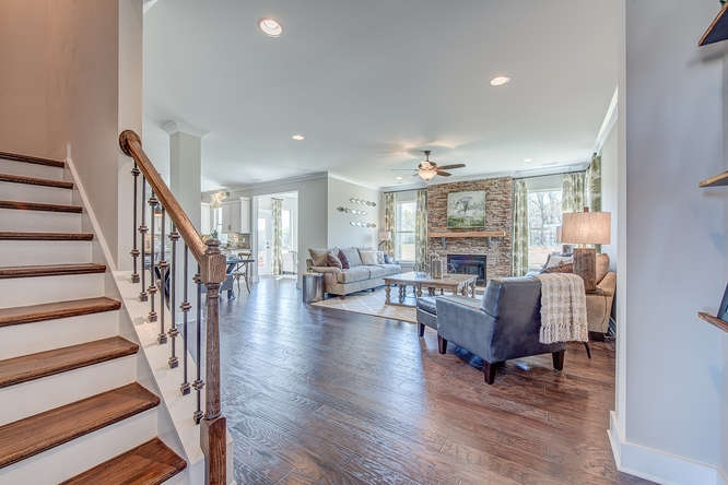 Charleston Family Room