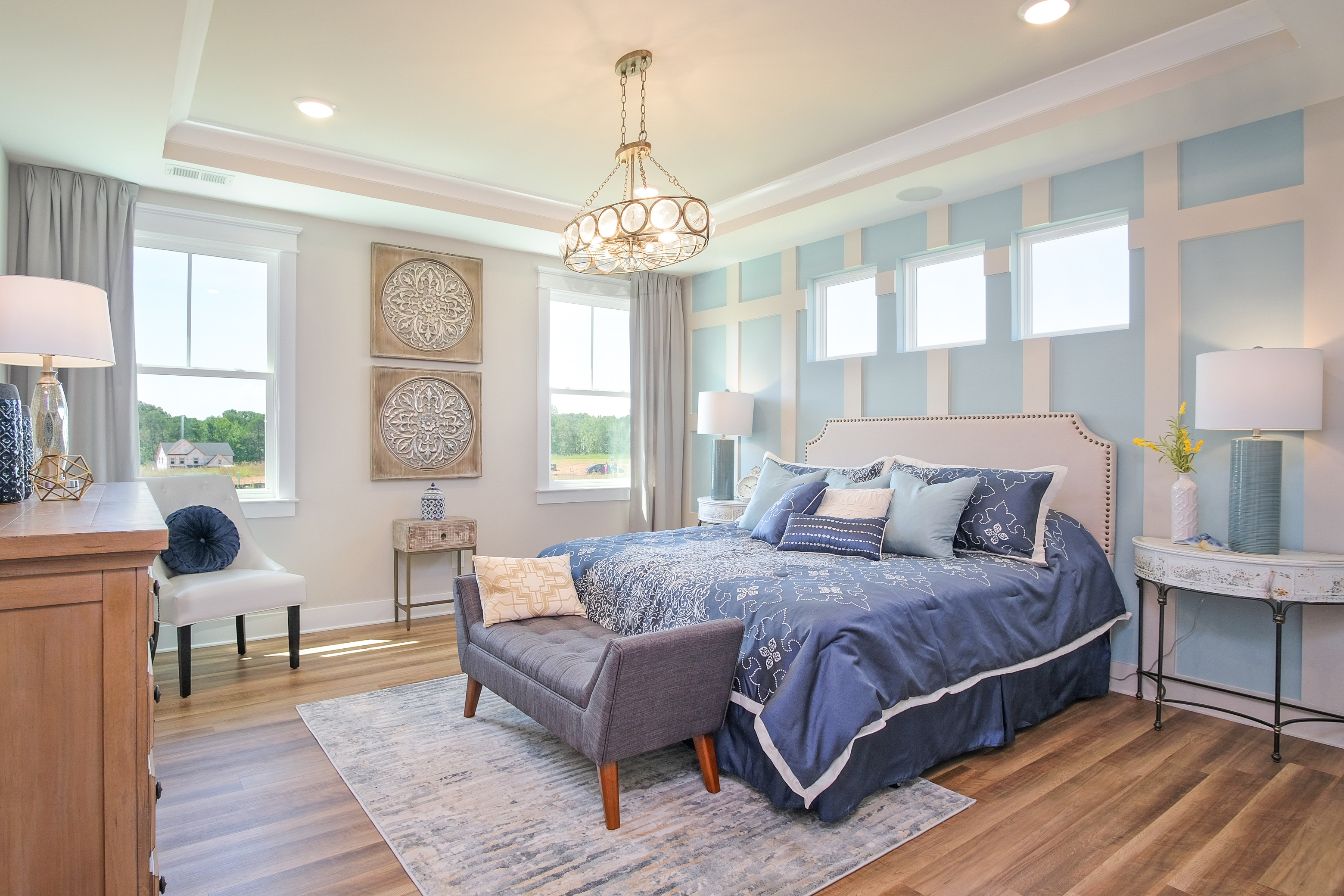 Edgefield Owner's Bedroom
