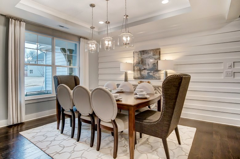 Dashing Dining Rooms